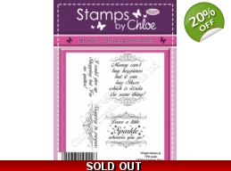 Stamps by Chloe - Shopping Sentiments